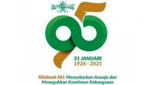 Logo Harlah ke-95 NU Diluncurkan, Berikut Makna Filosofinya