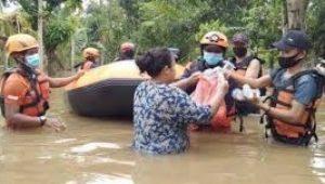 Anggota Dewan Jatim Gelontorkan Dana untuk Penanganan Banjir di Jember