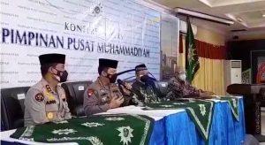 Kapolri: Kami Akan Lebih Kuat Jika Dibantu PP Muhammadiyah