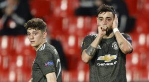 Satu Kaki MU di Semifinal Liga Europa, Daniel James : Pertandingan Belum Selesai