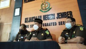 Berkas Dua Tersangka Baru Kasus Korupsi Pasar Manggisan Siap Dilimpahkan ke Pengadilan Tipikor