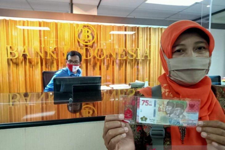 BI Jember: Masyarakat Bisa Tukar Uang Pecahan Rp75 ribu ...