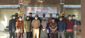 Rapat Sosialisasi dan Pembentukan Pengurus PABPDSI Kecamatan Rambipuji, Jember Berjalan Lancar dan Sukses
