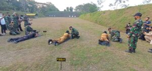 Silaturahmi FORKOPIMDA ke Markas YONIF Raider 509