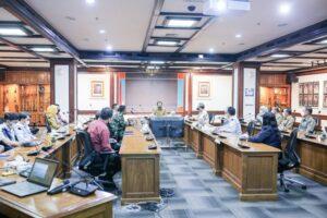 Bupati Minta BI Jember dan Perbankan Bantu Pemulihan Perekonomian Dampak Covid-19