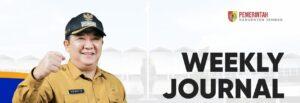 Jurnal Mingguan Pemkab Jember / 01 Juni – 05 Juni 2021