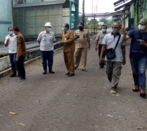 Komisi C DPRD Kabupaten Jember Kunjungi PG Semboro Terkait Polusi Limbah Udara