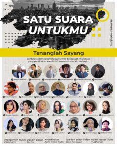 """Gerakan Sosial Broadcaster Surabaya """"Satu Suara Untukmu"""""""