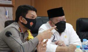 Ketua DPD RI Apresiasi Polda Jatim Akan Asuh 7.044 Anak Yatim Piatu Korban Covid-19