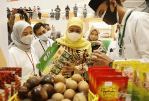 Pemprov Jatim Dorong Penguatan Halal Value Chain, Percepatan Transformasi Digital Ekonomi dan Keuangan Syariah Melalui Fesyar Regional Jawa