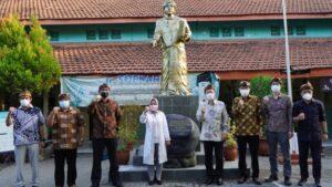 Kunjungan Konsulat Jepang dan Panasonic Gobel Grup Diharapkan Menjadi Peluang Investasi di Mojokerto