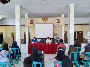 DP3AKB Kab. Jember Sosialisasikan Program Lewat Pagelaran Ludruk Di Harjomulyo